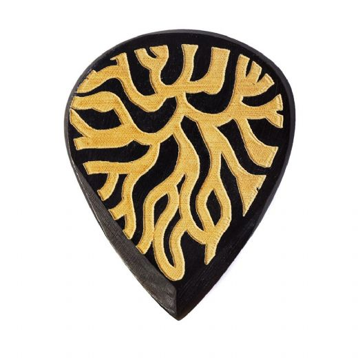 Tribal Tones Anemone 1 Guitar Pick